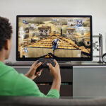 Best TV For Gaming Under $500 For 2017-2018